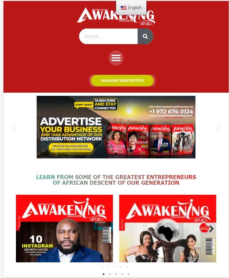 African Diaspora Magazine