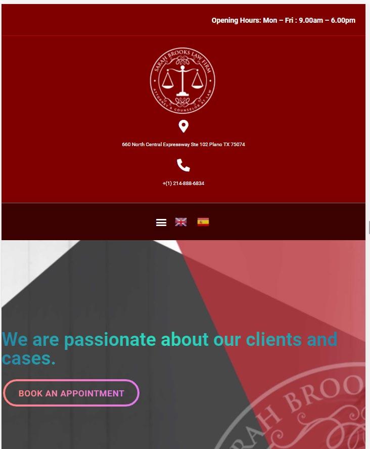 Sarah Brooks Law Firm